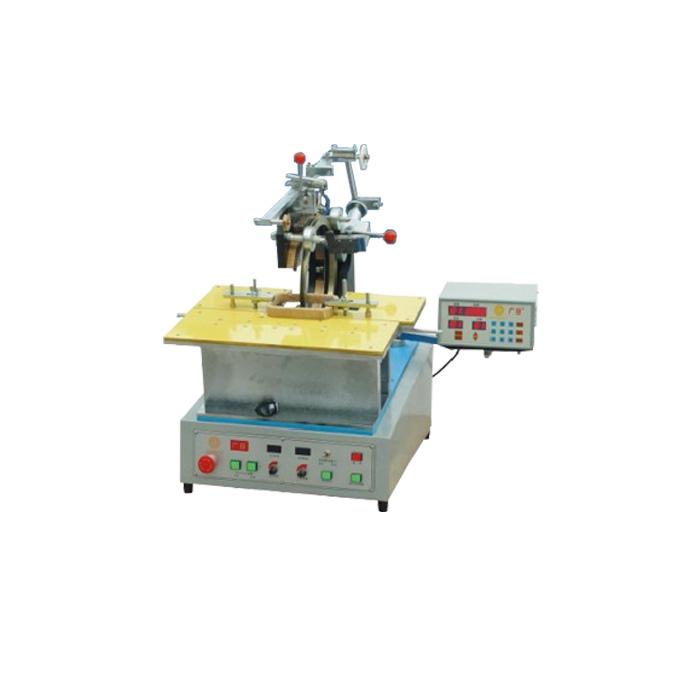 Rectangular transformer winding machine