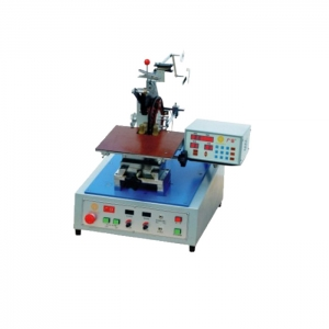 Runway type transformer winding machine