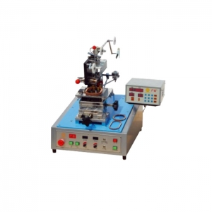 Oval transformer winding machine